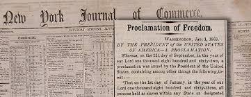 a ny copperhead newspaper criticizes the emancipation proclamation