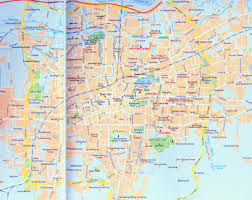 Jinan tourist map china jinan tourist map jinan travel guide