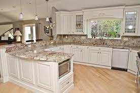 granite kitchen backsplash white kitchens kitchen backsplash with accent wall kitchen