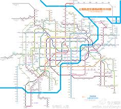 Metro New York Map by What The Shanghai Metro Will Look Like In 2030 Shanghaiist