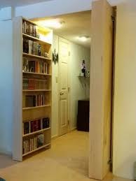 Double Bookcase Double Bookcase Doors Open Into Secret Room Stashvault