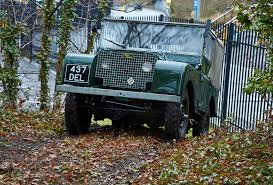 defender land rover off road mud buddies driving a 1949 land rover series 1 and defender off