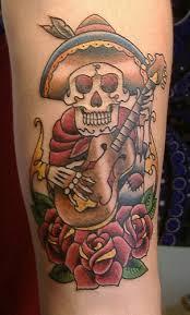 96 day of the dead tattoos dia de los muertos