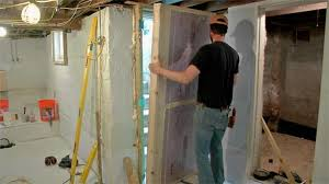 Insulating Basement Concrete Walls by Insulate Your Basement Part 3 Fine Homebuilding