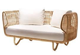 rattan lounge sofa nest lounge sofa