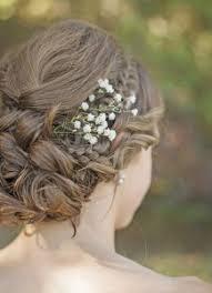 fleurs cheveux mariage coiffure mariée fleurs naturelles sararachelbesy web