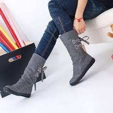 womens flat boots uk best 25 flat boots ideas on flat boots flat