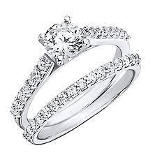 wedding set bridal sets diamond engagement wedding ring sets sam s club