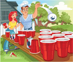 beer pong is actually pretty gross study says redorbit