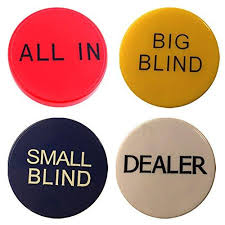 Small And Big Blind Small Blind Big Blind Dealer And All In Buttons U2013 Ids Online Shop