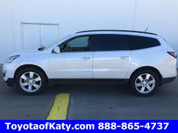 chevrolet traverse ltz chevrolet traverse ltz in texas for sale used cars on buysellsearch