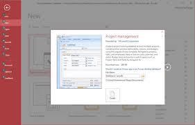 software pembuat undangan online ms access create database