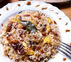 cuisine ile maurice île maurice recette le plat du riz frit poisson salé un classique