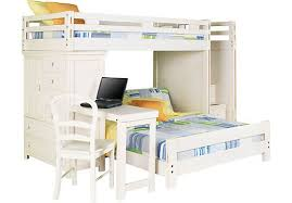 Bunk Beds At Rooms To Go Rooms To Go Bunk Bed Shop For A Creekside White