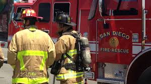Wildfire Near Julian Ca by Local Fire Departments Staffing Up Ahead Of Start To Summer