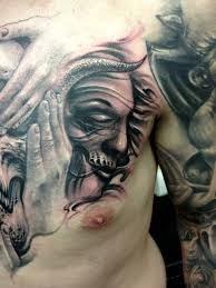 skull chest inkedcollector