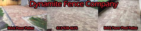 brick pavers brandon florida pool patio driveway