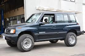 suzuki jeep 1990 2
