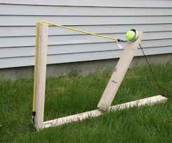 quick and easy wooden catapult 7 steps with pictures