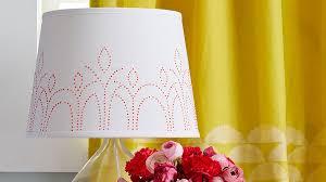 Diy Lamp Shade Lampshade Pattern
