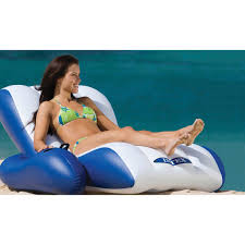 Intex Floating Recliner Lounge 58868 Floating Recliner Lounge
