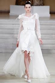 wedding dresses 2011 summer mabille 2011 couture collection wedding inspirasi