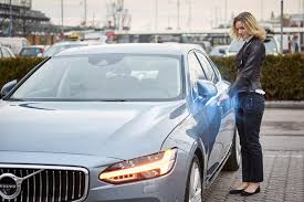 volvo locations volvo cars the first carmaker to launch a car without a key