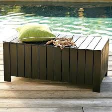 rubbermaid bench with storage outdoor cushion storage bench rubbermaid patio canada decor of