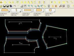 pattern grading easy apparel digital pattern grading services online grading rules