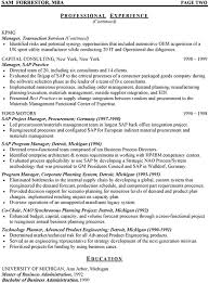 Examples Of Special Skills For Resume by Example Resume Accomplishments U0026 Special Skills 3 Page 2
