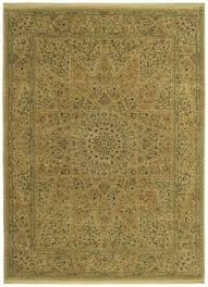 Shaw Living Medallion Area Rug Living Antiquities Mosque Medallion 89100 Beige Closeout Area Rug