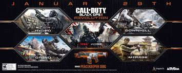 How To Unlock Maps On Black Ops 2 Zombies Do You Want A Revolution A Preview Of The Black Ops 2 Revolution Dlc