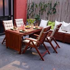 Ikea Backyard Furniture Ikea Patio Dining Set Gccourt House