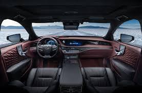 lexus ls philippines the ultra luxurious 2017 lexus ls sedan now gets hybrid power