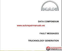 Man Tga Fault Messages Trucknology Generation Auto Repair