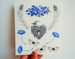 birds nest etsy