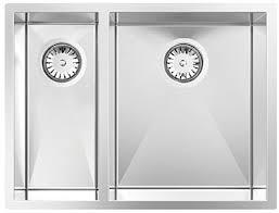 Abey Kitchen Sinks Abey Stainless Steel Cua 580mm 1 Bowl Universal Sink Harvey