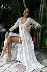 honeymoon nightgowns lace tie front nightgown w bridal christmas fast