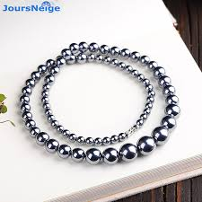 natural stone necklace wholesale images Wholesale natural terahertz stone necklace energy stone japan and jpg