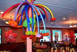 party decorations kids party balloon decorations