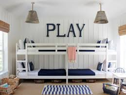 Bunk Bed Boy Room Ideas Stylish Bunk Beds Hgtv