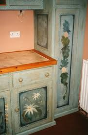 hand painted kitchen cabinets 11 best handpainted kitchen cabinets images on pinterest kitchen