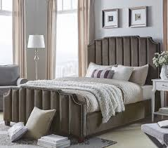 Tufted Bed Queen Tufted Bed Look 4 Less And Steals And Deals