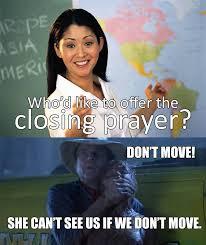 Meme Sayings - closing prayer mormon memes jurassic park lds s m i l e