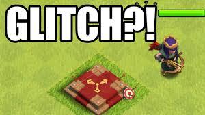 clash of clans archer queen clash of clans weirdest glitch ever frozen archer queen