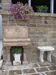 lavelli esterno lavandini in pietra da giardino foto 5 15 design mag