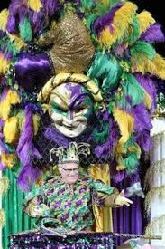 mardi gras specialty fleurty girl everything new orleans king cake baby ornament