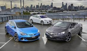 opel thailand over one third of future holden models sourced from opel