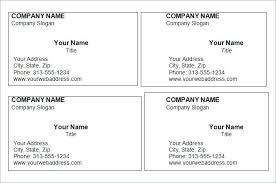 astounding business card layout word modern cards visiting design