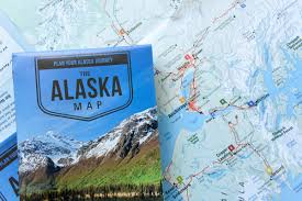 Map Of Alaska And Usa by Request The Alaska Map Alaska Org